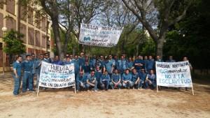 sciopero Telefonica CGT
