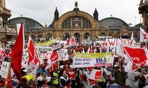 sciopero germania
