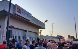 La lotta paga: ritirato il licenziamento del delegato della Novelis di Pieve Emanuele