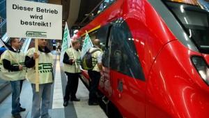 sciopero macchinisti tedeschi
