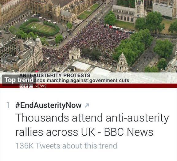 londra anti-austerity 4