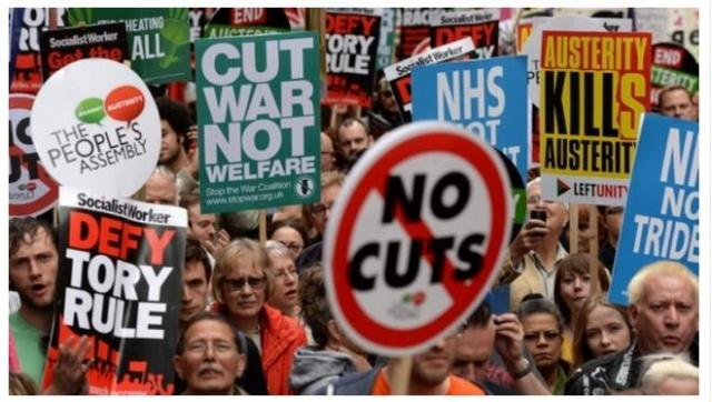 londra anti-austerity 5
