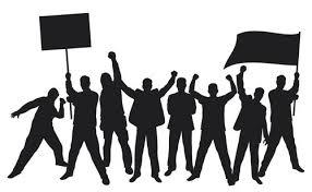 protesta sciopero