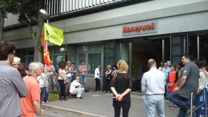 sciopero Honeywell 12 giugno 2015