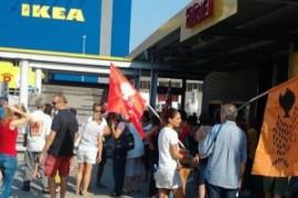 La politica di Ikea è quella di molte multinazionali: svalutare i salari a fronte di bilanci in attivo