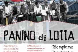 #PANINO DI LOTTA: video del presidio dei dipendenti della giunta di Regione Lombardia