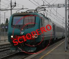 sciopero ferrovieri
