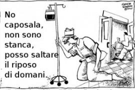 Continua la battaglia di infermieri e operatori sociosanitari contro la sperimentazione di turni di 12 ore