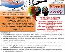 Seminario sulle pensioni del CoNUP: Milano 24 novembre ore 15