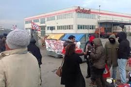 Vertenza Artoni #maischiavi: giornata di mobilitazione a Cesena, Roma, Padova