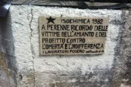 Isochimica: la fabbrica che doveva portare lavoro in Irpinia e ha portato morti per amianto