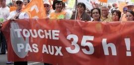 Francia: il Partito Socialista all'attacco delle 35 ore. L'orario di lavoro potrà superare le 60 ore settimanali