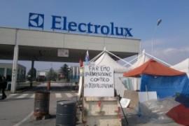Electrolux: risultati della ricerca sulle condizioni di lavoro in tre stabilimenti