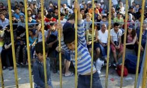 grecia profughi