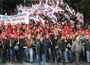 sciopero grecia 4 febbraio