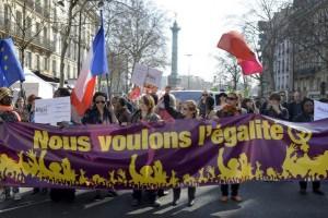 8 marzo francia