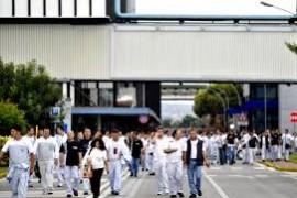 FCA, Termoli: i lavoratori contro le sanzioni disciplinari emesse dai vertici Fiom e Cgil