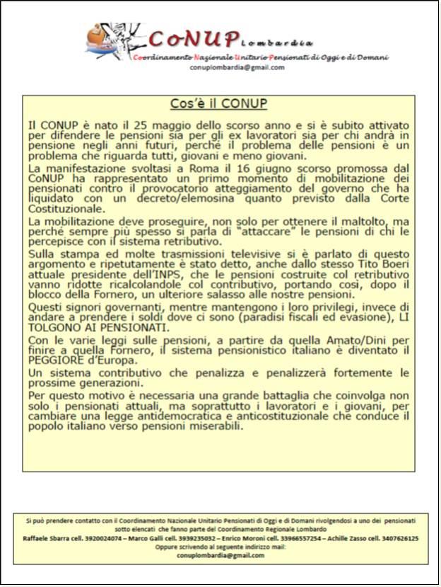 cos'_ il CoNUP