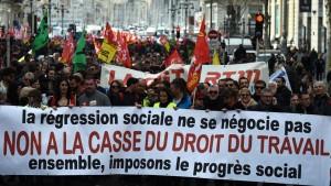 francia contro Loi Travail