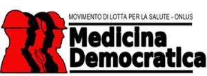 logo medicina democratica