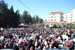 sciopero insegnanti palestina