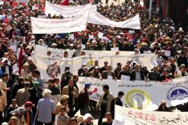 Marocco: 85% di adesione allo sciopero generale del 24 febbraio 2016