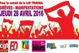 Francia: lo sciopero del 28 aprile e le prospettive successive