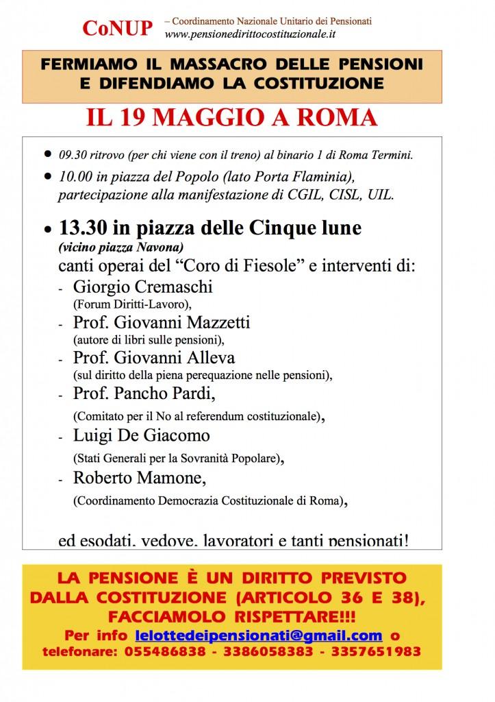 19 maggio a Roma jpeg