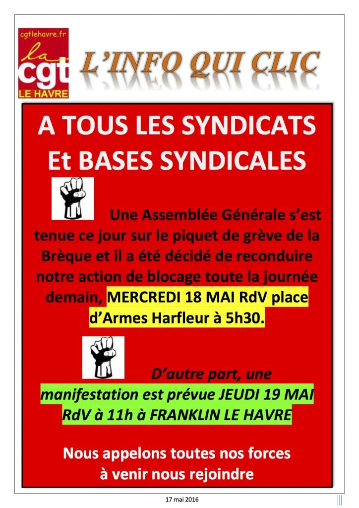 CGT le Havre