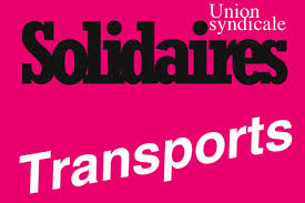 Solidaires Transports