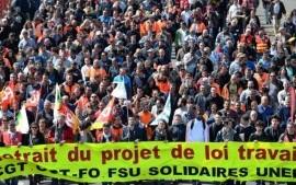 Francia: l'intersindacale lancia nuove mobilitazioni nazionali il 26 maggio e il 14 giugno