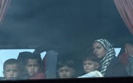 Fortresse Europe: è in corso lo sgombero di migliaia di richiedenti asilo dal campo di Idomeni verso la Turchia