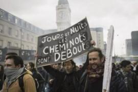 Francia: i ferrovieri rifiutano la giornata di 24 ore!