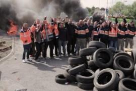Francia: gli scioperi ad oltranza mostrano il ruolo chiave della classe operaia