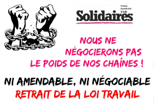 solidaires loi travail