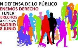 Spagna: grande manifestazione per la rimunicipalizzazione dei servizi privatizzati