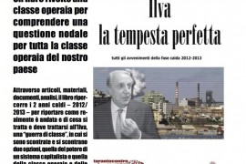 """Presentazione del libro """"Ilva la tempesta perfetta"""", il 19 giugno a Milano"""