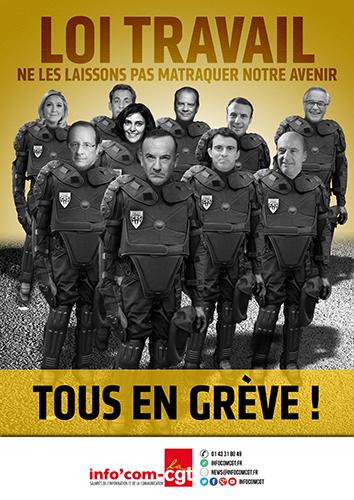 sciopero 28 giugno francia