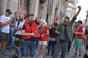 sciopero Polonia 1