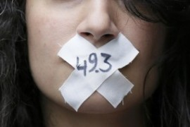 Francia: comunicato della CGT sul passaggio forzato della Loi Travail