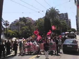 corteo lavoratori campagne 30 giugno