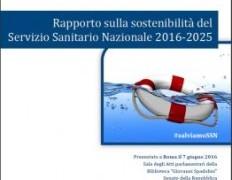 Difendiamo il Servizio Sanitario Nazionale! Consultazione cittadina sulla sostenibilità del SSN 2016-2025