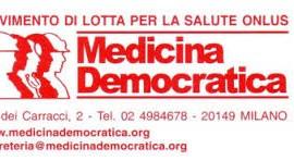 """Medicina Democratica lancia la """"Rivistaweb""""! Ecco il n°1!"""