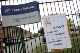 France Télécom: 60 suicidi; la direzione sotto processo per semplice mobbing