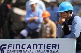 Fincantieri: il voto sull'accordo segnala lo scontento operaio e la distanza dai sindacati confederali
