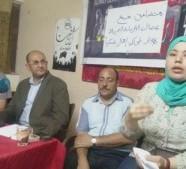 Dall'Egitto appello ai sindacati di tutto il mondo: Solidarietà agli operai sotto processo militare!