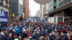 sciopero Argentina