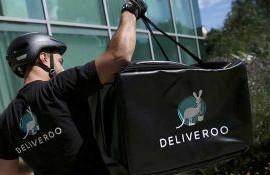 """Londra: scioperare e vincere contro i colossi della """"sharing economy"""" si può. Il caso di Deliveroo"""