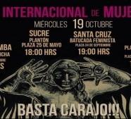 Femminicidio: sciopero delle donne argentine e di altri paesi del sud America dopo l'ennesima efferata violenza