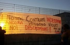 Appalti Piaggio: sciopero ad oltranza contro l'arroganza